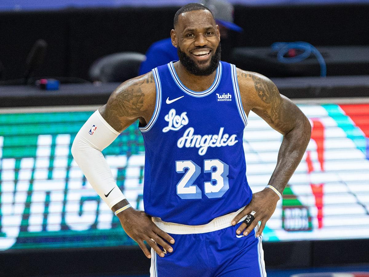 2021 NBA All-Star Game: LeBron, Kevin Durant headline starters ...