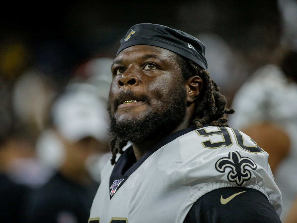 New Orleans Saints Expected to Release Malcom Brown, Who Could Fit ...
