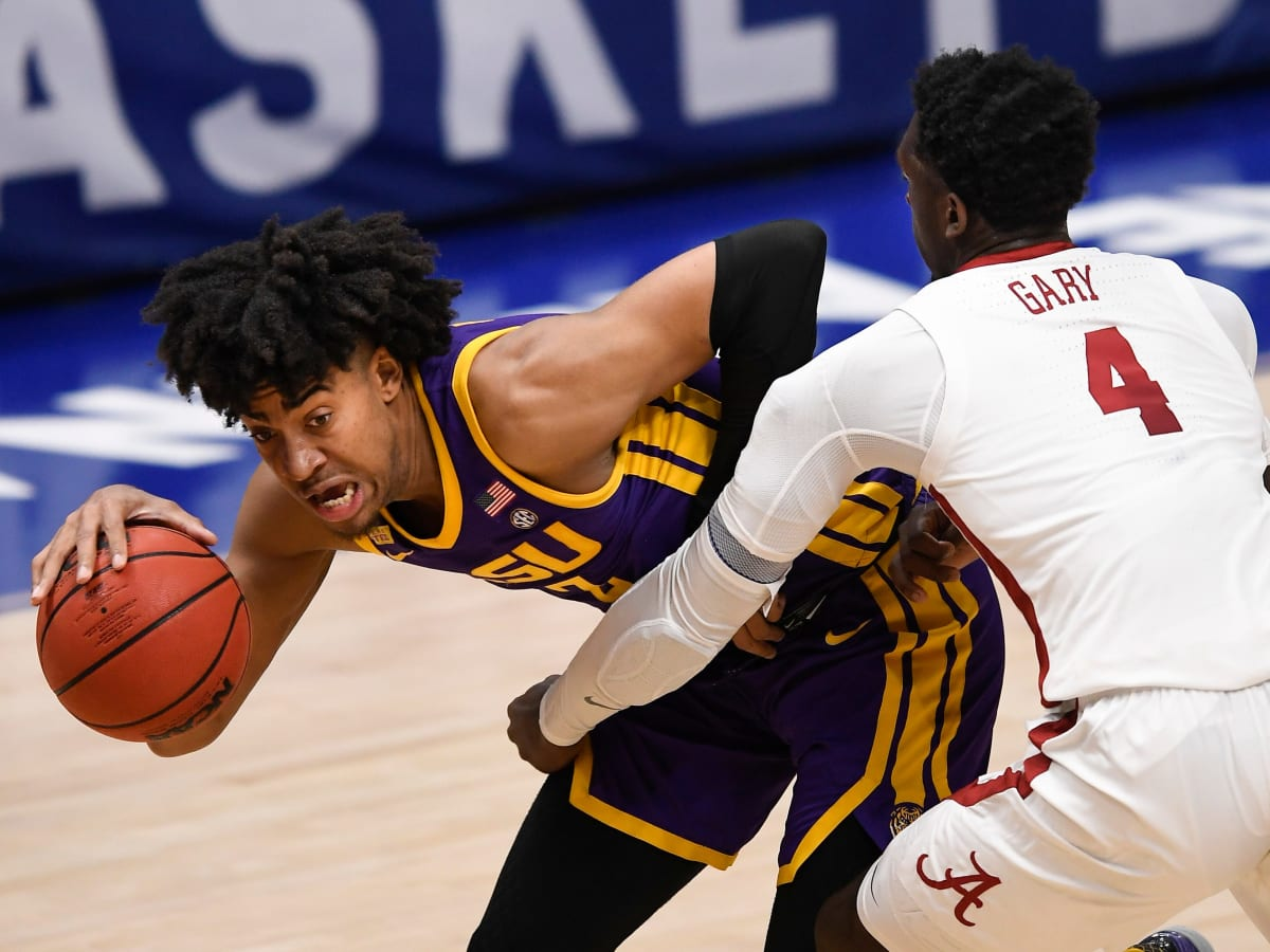 LSU Basketball Comes Up Short In 80-79 SEC Championship Loss to ...