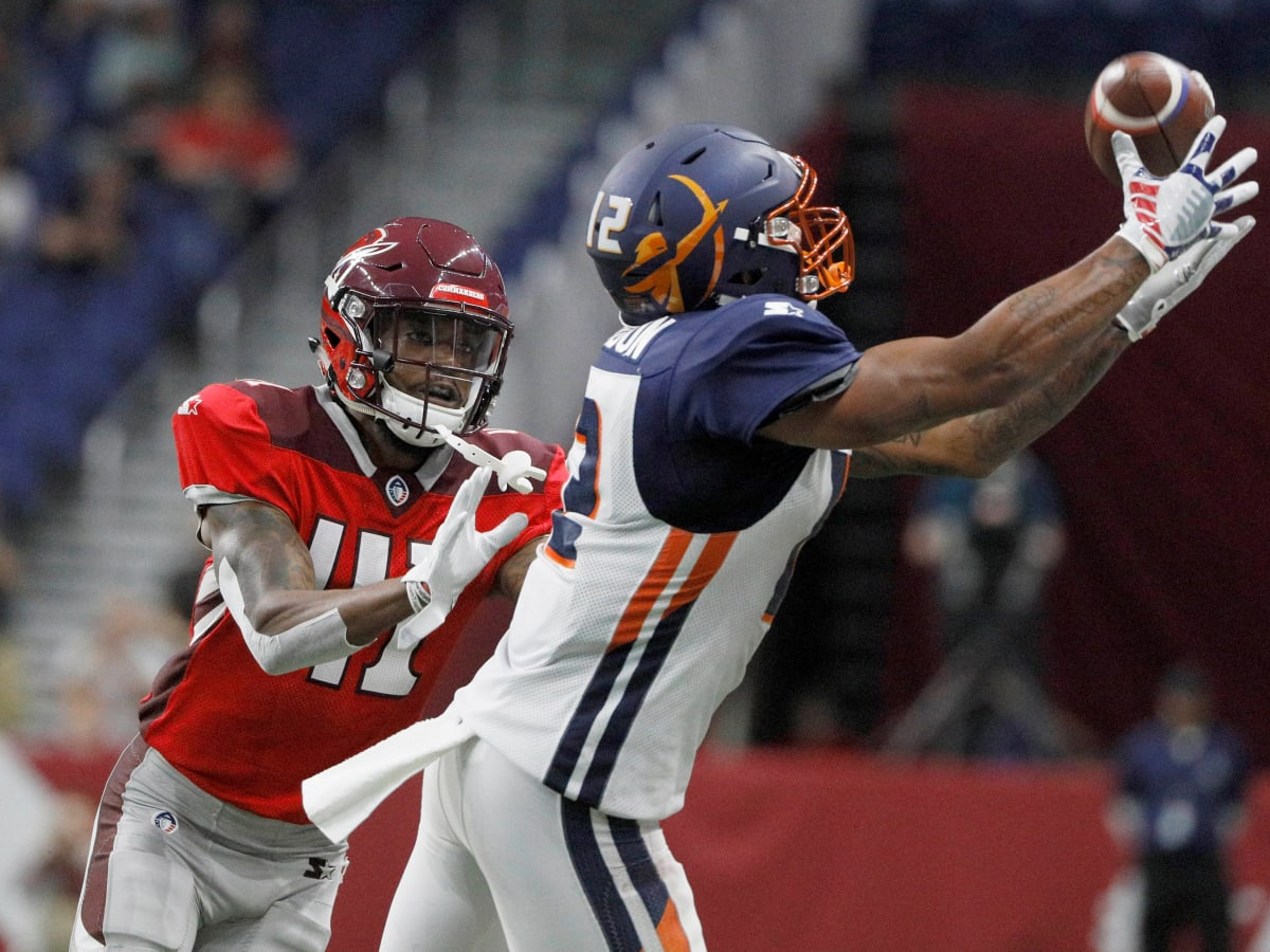 How one word convinced the AAF's Charles Johnson to return to pro ...