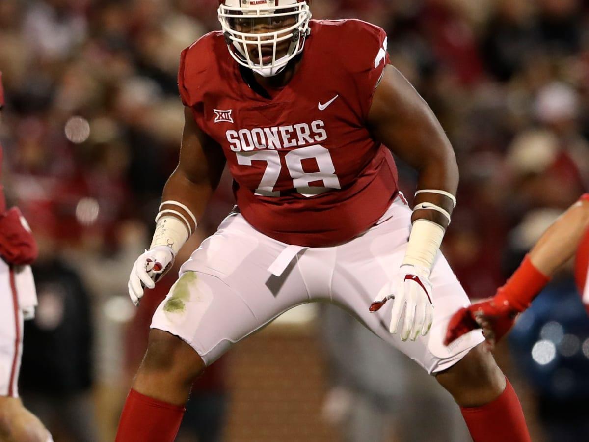 Aaron Colvin Oklahoma Sooners Jordan Football Jersey - Red