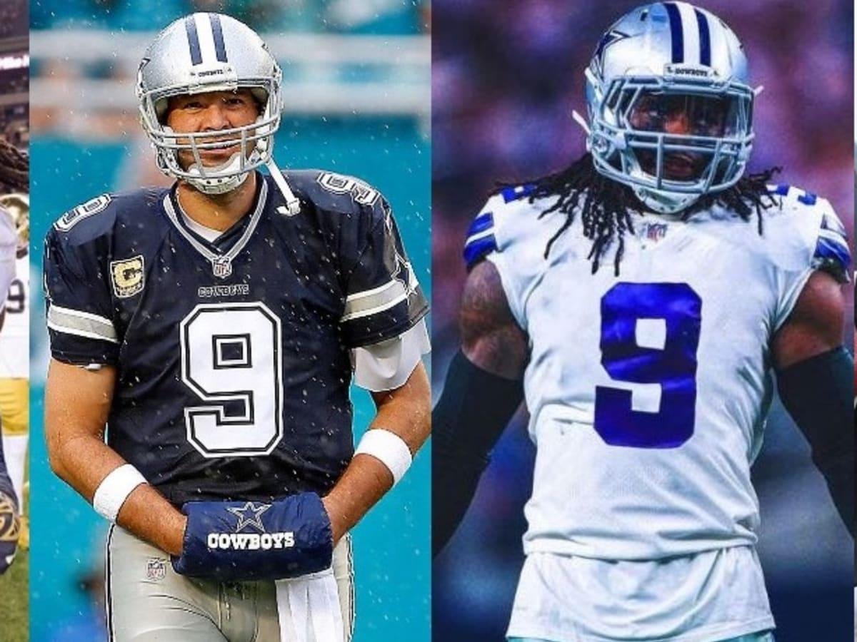 Dallas Cowboys New Jersey Debate: Jaylon Smith Gets Tony Romo's No ...