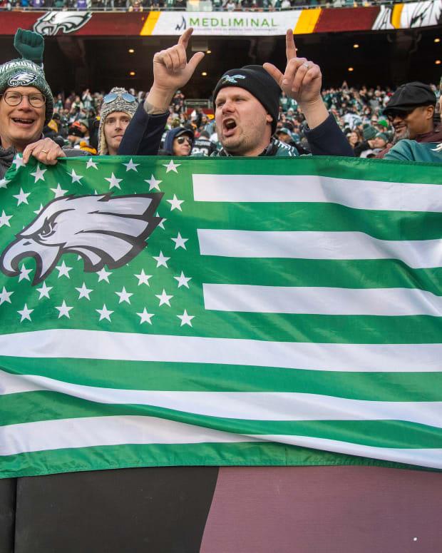 Head coach Doug Pederson said Eagles fans can help the team on Sunday against the Cowboys