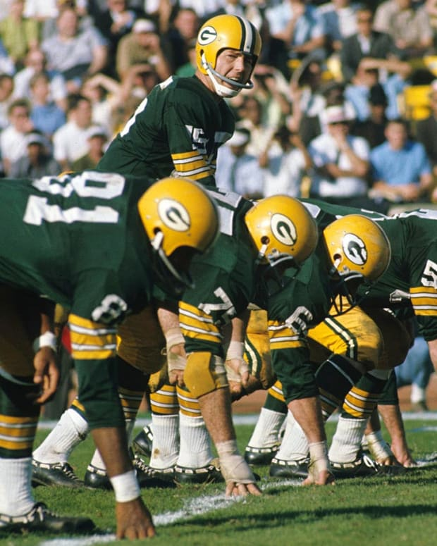 Bart Starr in Super Bowl I