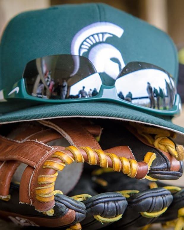 Michigan State baseball  (PHOTO:  MSU SID)