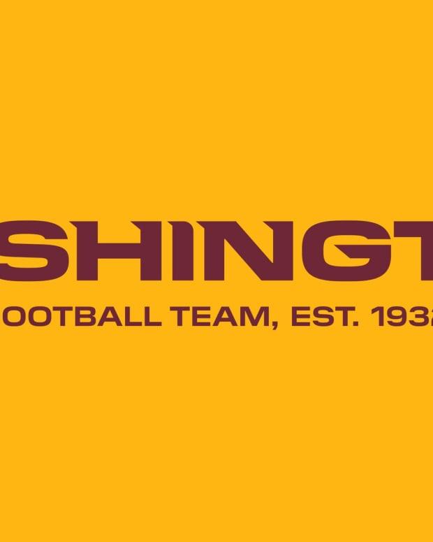 Washington Football Team Logo Gold