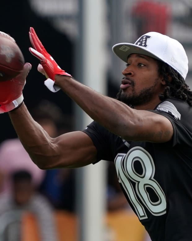 Andre Roberts Pro Bowl © Kirby Lee-USA TODAY Sports