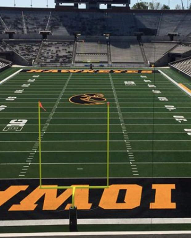 KINNICK END ZONE