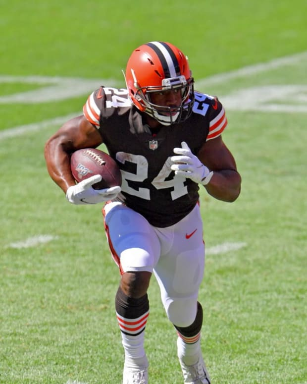 Will Nick Chubb get Another Contract in Cleveland?