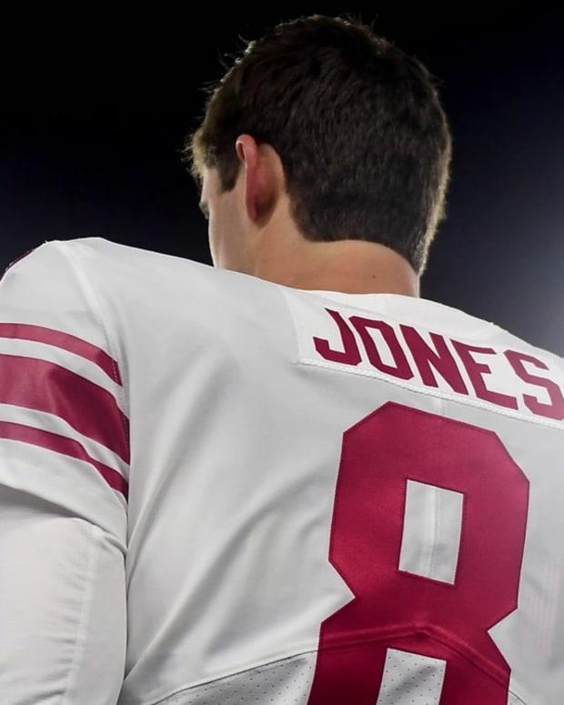 Top 7 Most Critical Players of 2020 - QB Daniel Jones