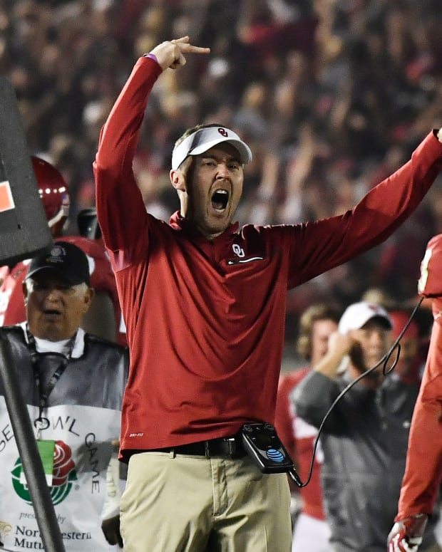 Lincoln Riley - Raaarrr