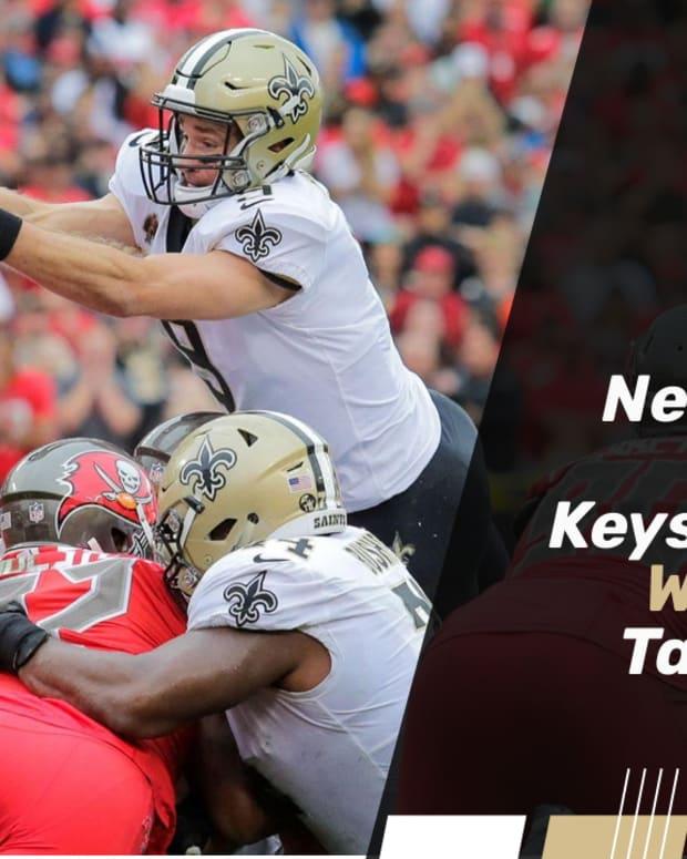 Week 1 Keys to Victory