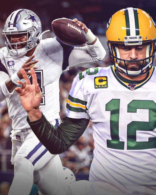NFL-Aaron-Rodgers-Green-Bay-Packers-Dak-Prescott-Dallas-Cowboys