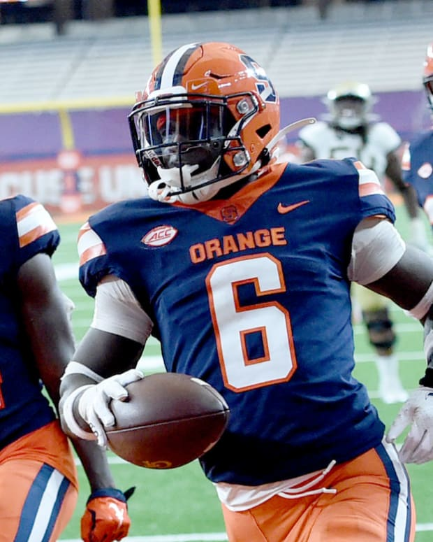 Trill Williams - Syracuse