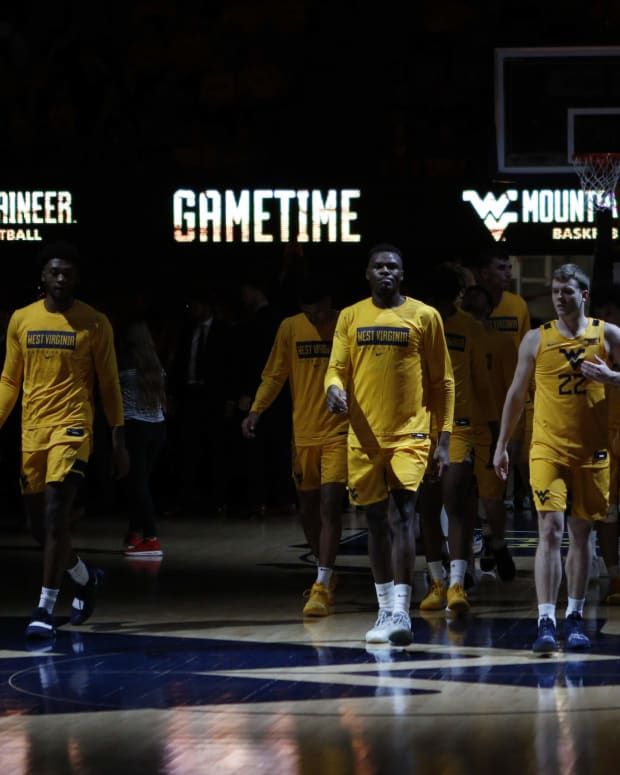 West Virginia Basketball Team