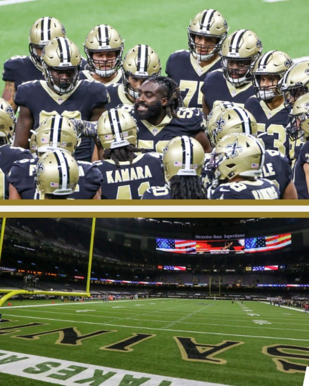Saints Health Protocols are NFL's Best