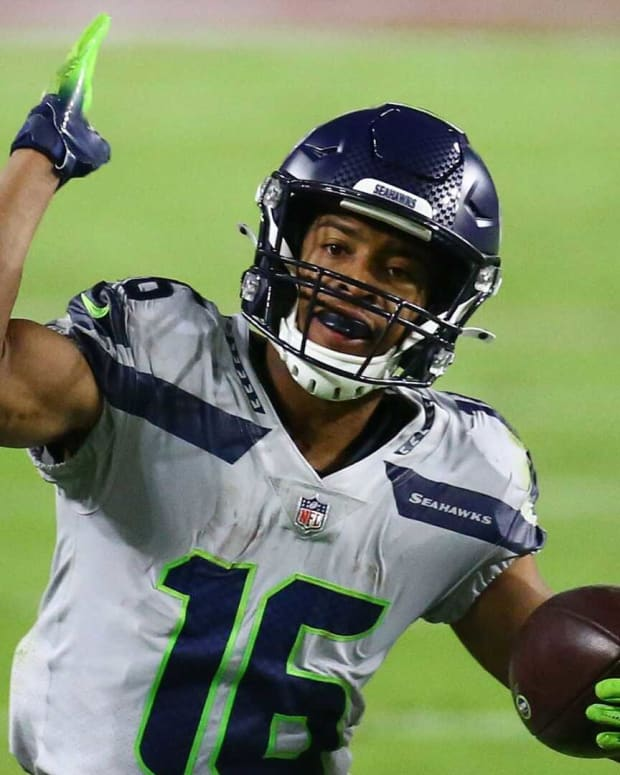 Seahawks Tyler Lockett Fantasy Football
