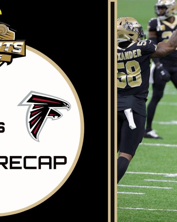 Falcons vs Saints Postgame Recap (1)