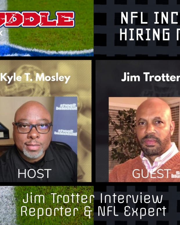 Jim Trotter Interview