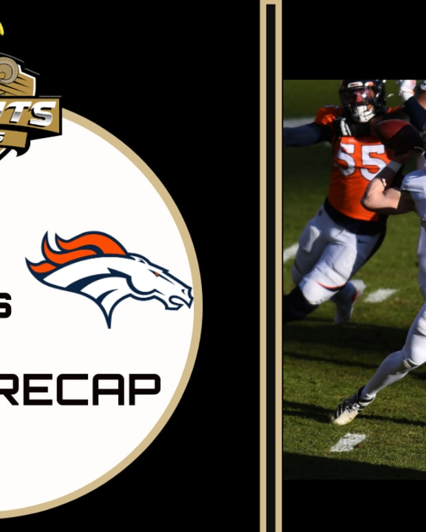 Broncos vs Saints Postgame Recap