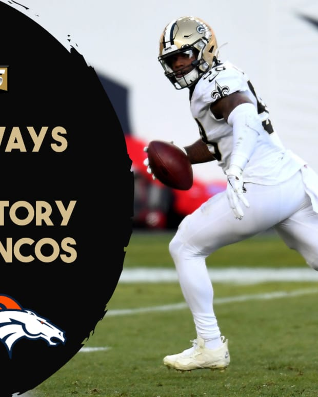 3 Takeaways vs. Broncos (1)