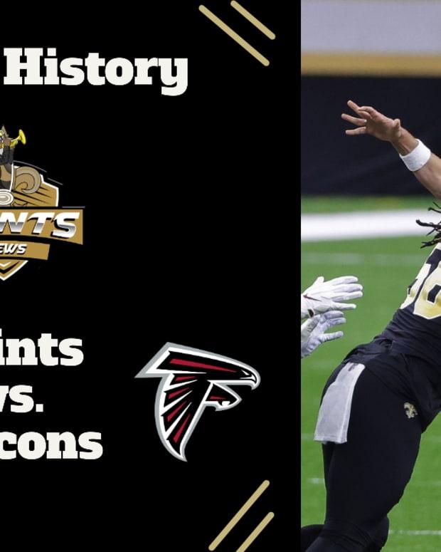 Falcons Series History