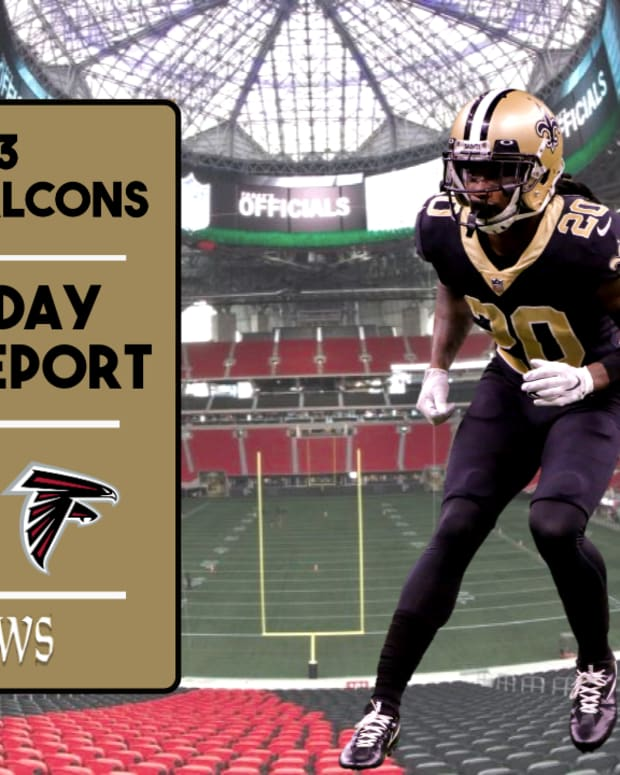 Saints Injury Report (32)