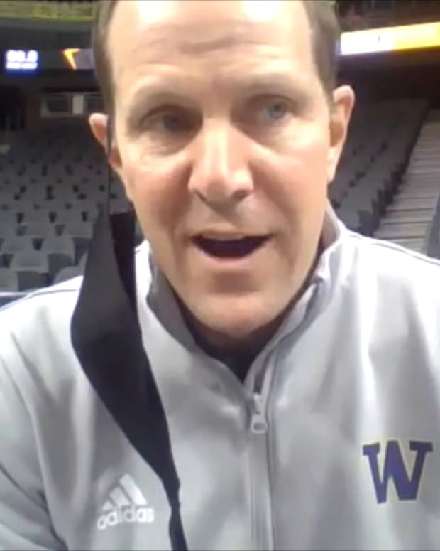 Mike Hopkins hinted at lineup changes for the Utah game.