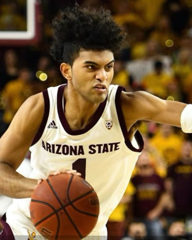 Arizona State point guard Remy Martin has excelled against Cal