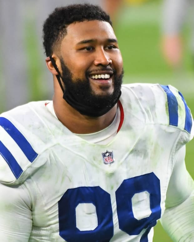 Indianapolis Colts defensive tackle DeForest Buckner was activated off the reserve/COVID-19 list on Friday. He missed one game after testing positive.