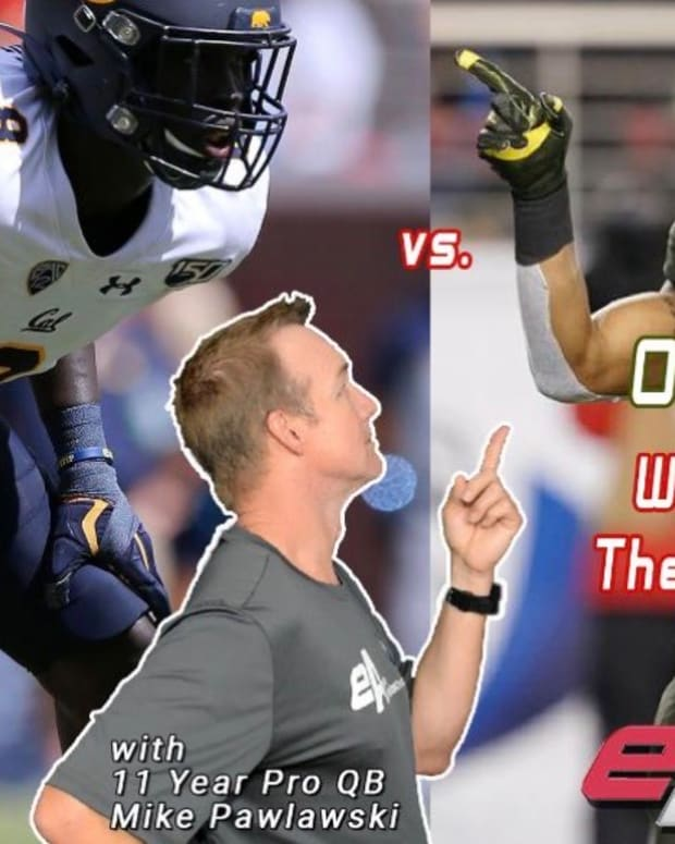 Former Cal QB Mike Pawlawski and Oregon analyst Mike Jorgensen discuss today's game