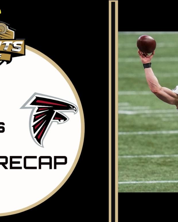 Falcons vs Saints Postgame Recap (2)
