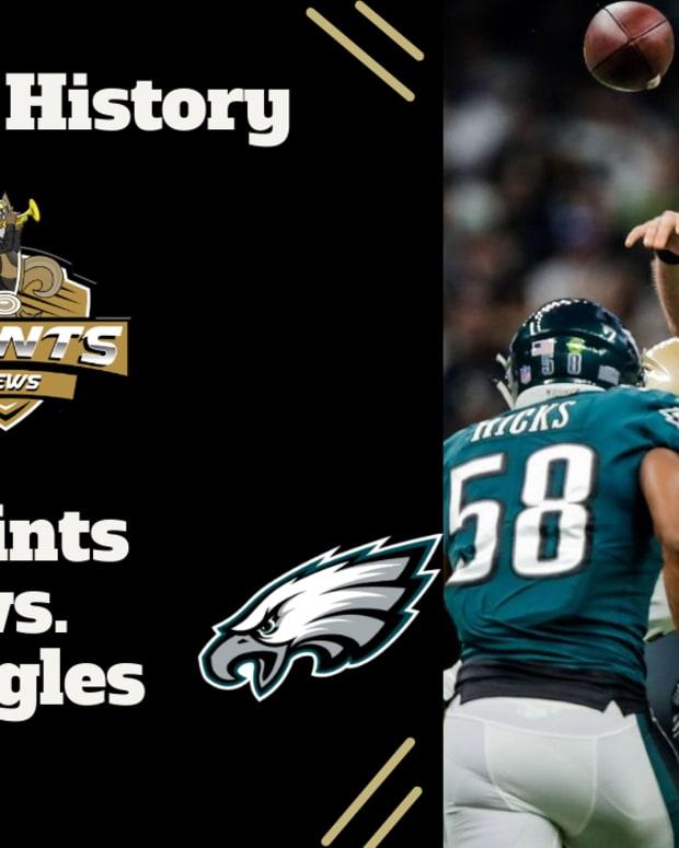 Eagles Series History