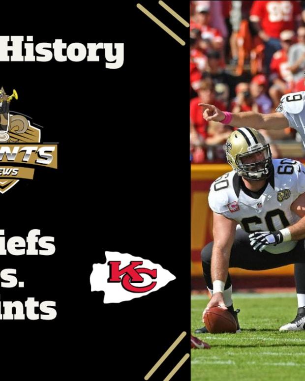 Chiefs Series History