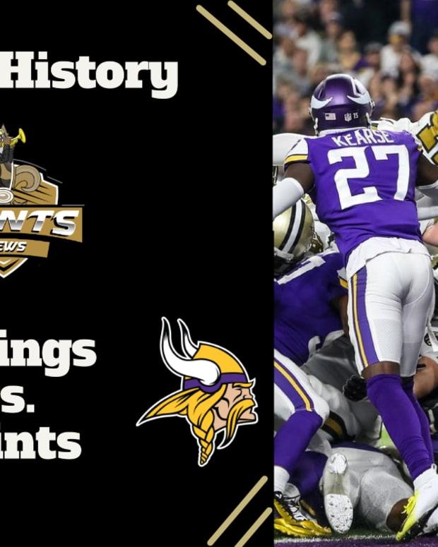 Vikings Series History