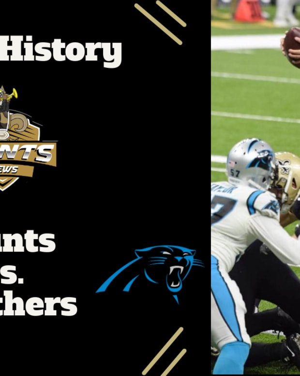 Panthers Series History