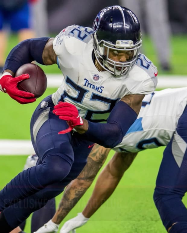 Derrick Henry wins another rushing title