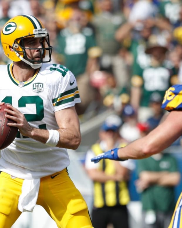Packers vs. Rams: Common Opponents - Sports Illustrated ...