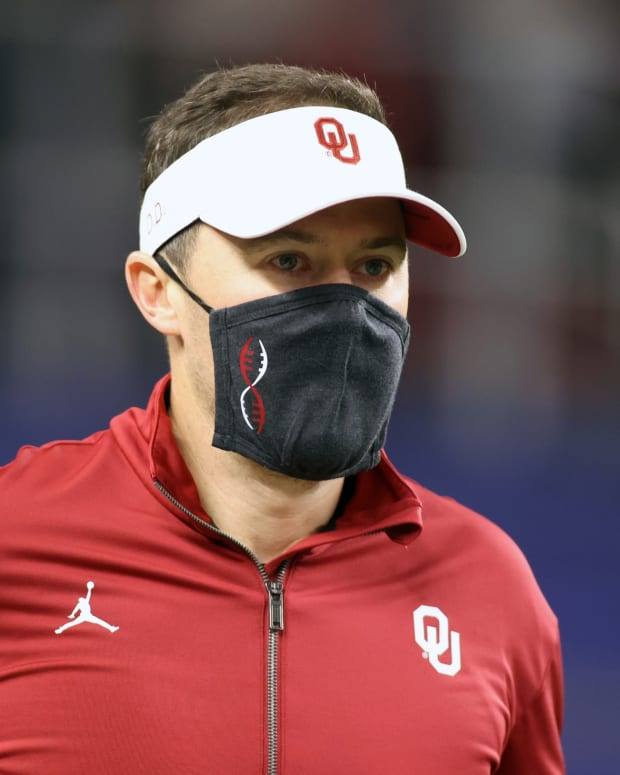 Could Oklahoma's Lincoln Riley be the next Eagles coach?