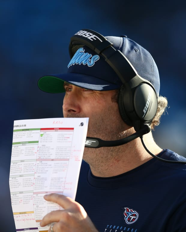 Titans OC Arthur Smith