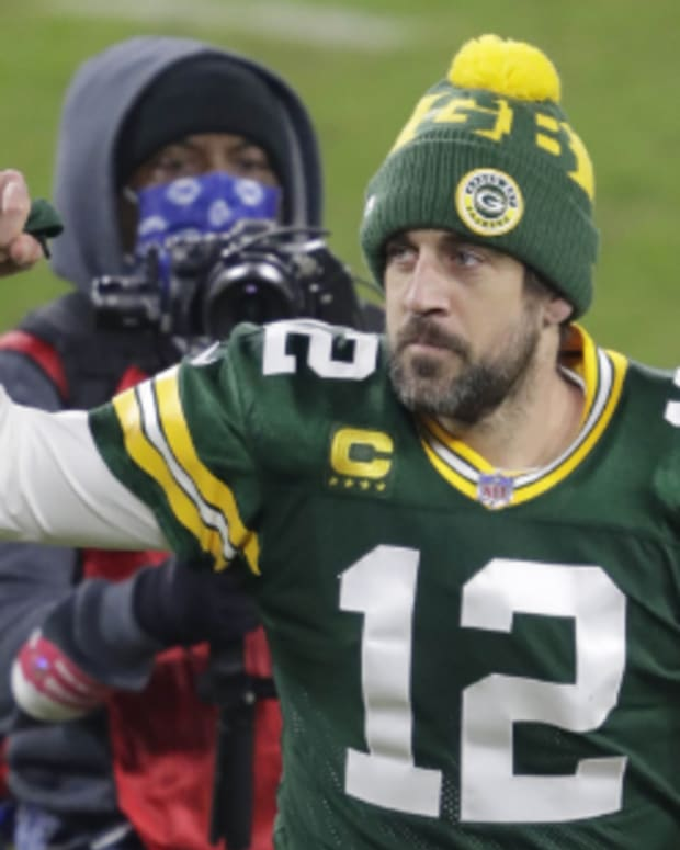 aaron rodgers appleton-post crescent USA TODAY Network