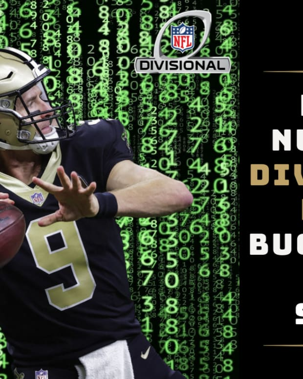 By the Numbers Divisional