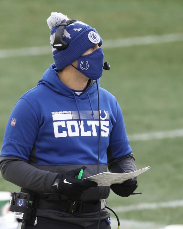 Colts OC Nick Sirianni will be the next Eagles head coach