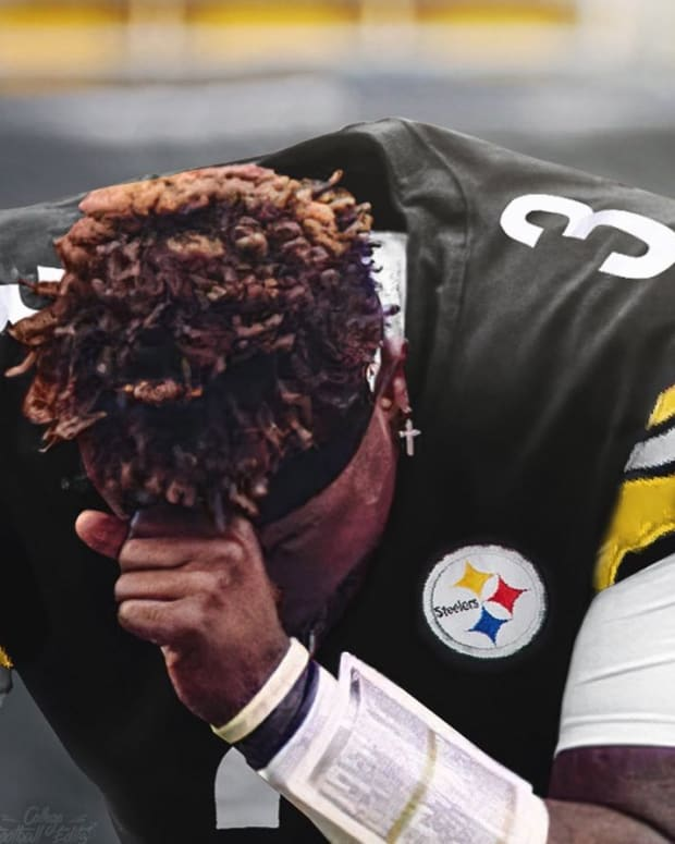 haskins steelers
