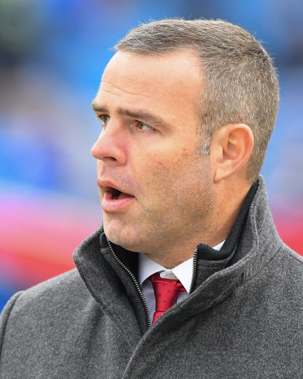 Bills general manager Brandon Beane.
