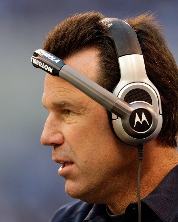 Former Texans Head Coach Gary Kubiak