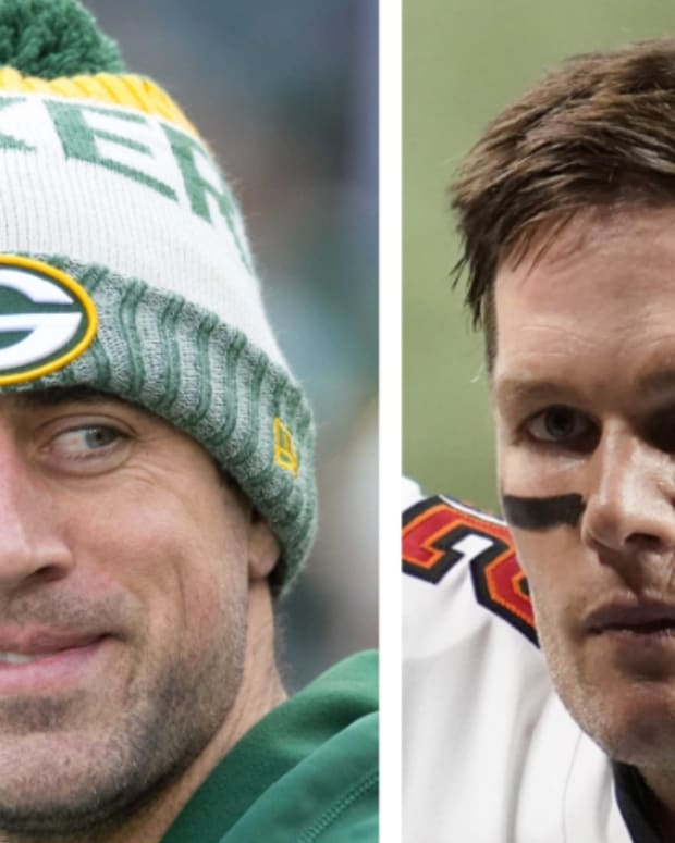 Rodgers Brady USA TODAY NETWORK-Wisconsin via Imagn Content Services, LLC