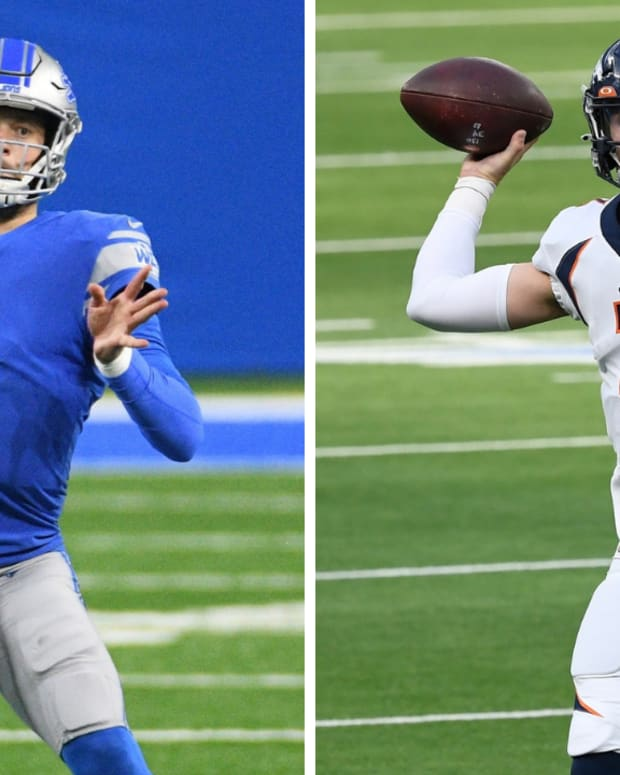 Matthew Stafford, Drew Lock