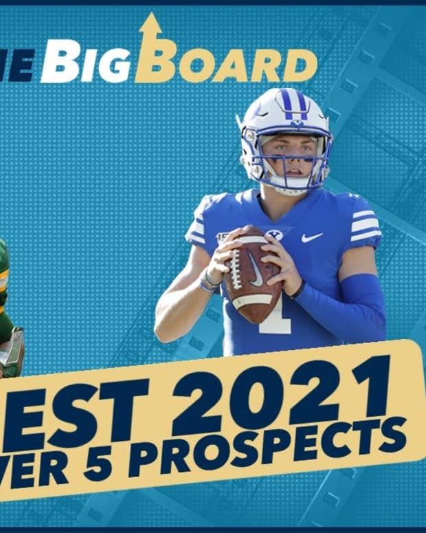 rookie big board
