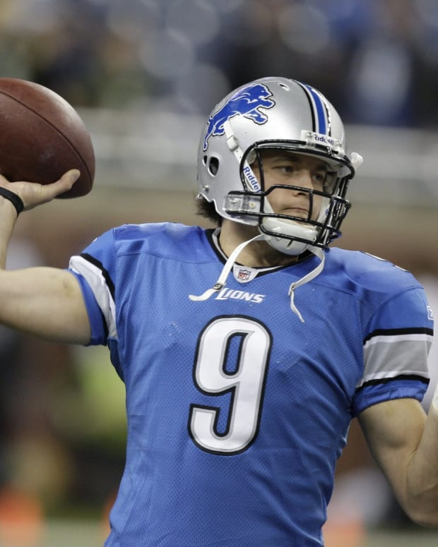 Quarterback Matthew Stafford and the Detroit Lions have agreed to part ways after 12 seasons. Might the Indianapolis Colts acquire him?